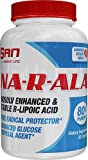San Na-R-ALA Alpha Lipoic Acid -- 100 mg - 60 Capsules - 2PC