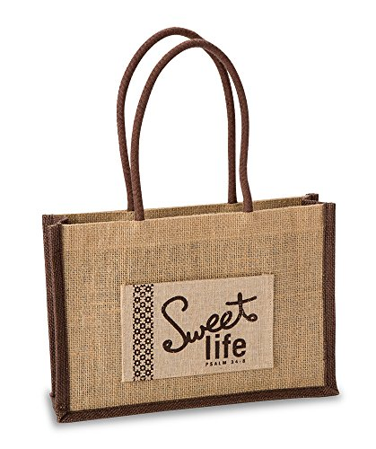 Sweet Life Café Tote Bag