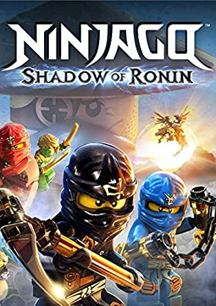 Lego Ninjago: Shadow of Ronin Poster: Amazon.co.uk: PC & Video Games