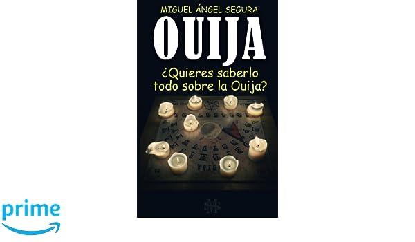 Amazon.com: Ouija: ¿Quieres saberlo todo sobre la Ouija? (Spanish ...