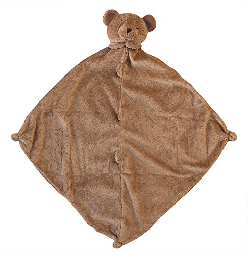 Angel Dear Blankie, Brown (Snuggle Bear Blanket)