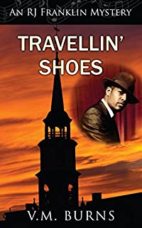 Book Cover: Travellin' Shoes