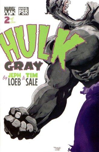 Download Hulk Gray #2 pdf epub