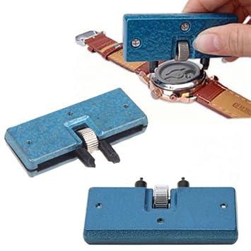 Kit de reparación rectangular de relojes ajustables para abrir la tapa de la caja de la llave, herramienta de reparación - nosotros: Amazon.es: Bricolaje y ...