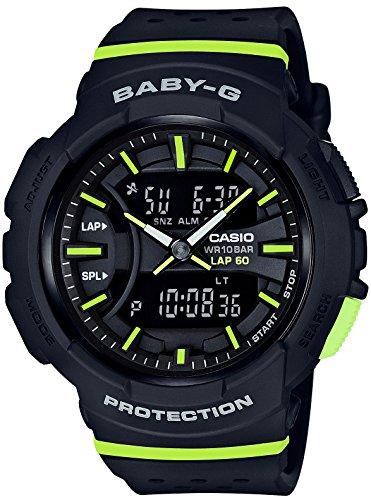 CASIO BABY-G for Running BGA-240-1A2JF Womens by Casio