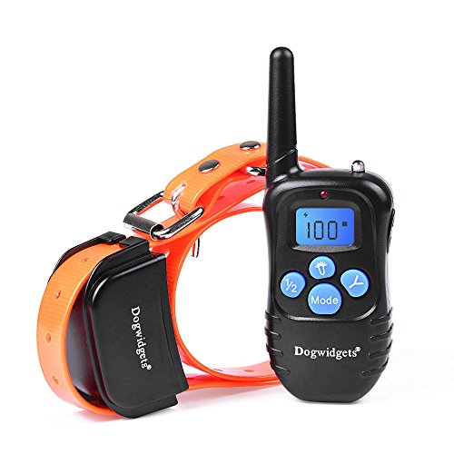 Collar Dog Training Shock Remote Waterproof Pet Rechargeable Electric Small Control Vibra Anti No - Macy's Usa Sale