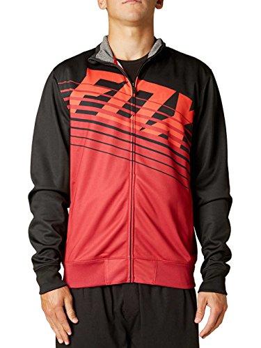 UPC 887537818823, Fox Racing Mens Savant Track Jacket Small Red