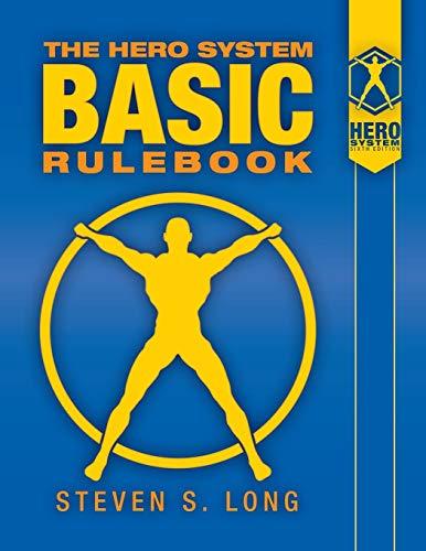 Hero System 6th Edition Basic