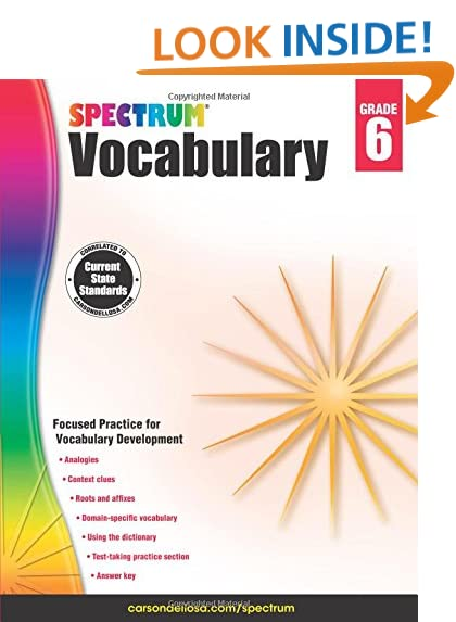 Vocabulary WORKBOOK: Amazon.com