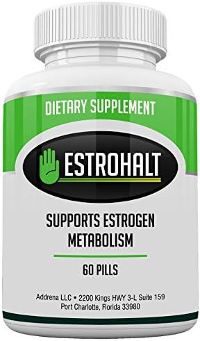 Estrohalt Diindolylmethane Indole 3 Carbinol Aromatase Supplements product image