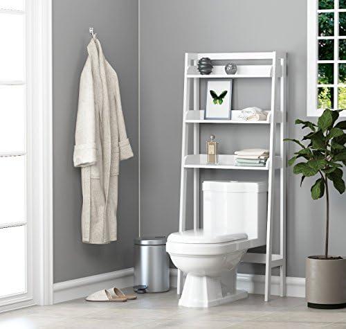 UTEX 3 Shelf Bathroom Organizer Spacesaver