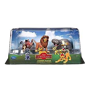 Disney The Lion Guard The Lion Guard Exclusive PVC Figure Set