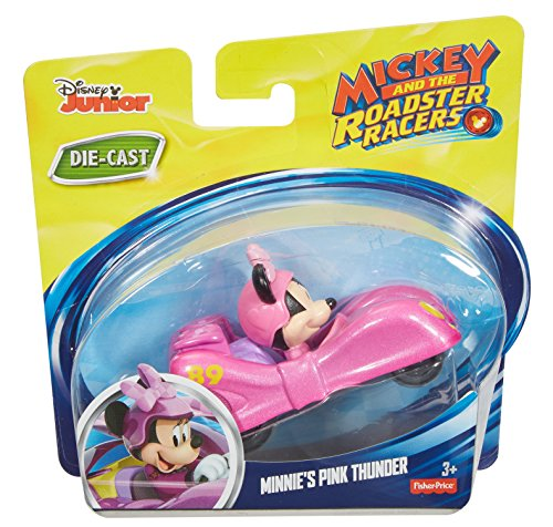Fisher Price Disney Mickey And The Roadster Racers