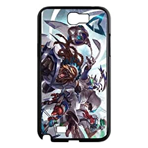 Samsung Galaxy N2 7100 Cell Phone Case Black League of Legends SSW Singed PD5348209