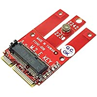 M280M2 PCIe and USB Base M.2 Wireless Module to miniPCIe Motherboard