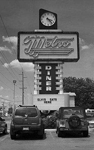 Imagekind Wall Art Print Route 66 - Metro Diner by Frank Romeo