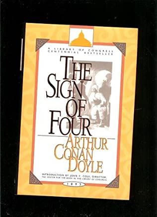 book cover of The Sign of Four