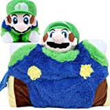 Amazon.com: Super Mario Bros: Mario Sombrero Cojín (no un ...