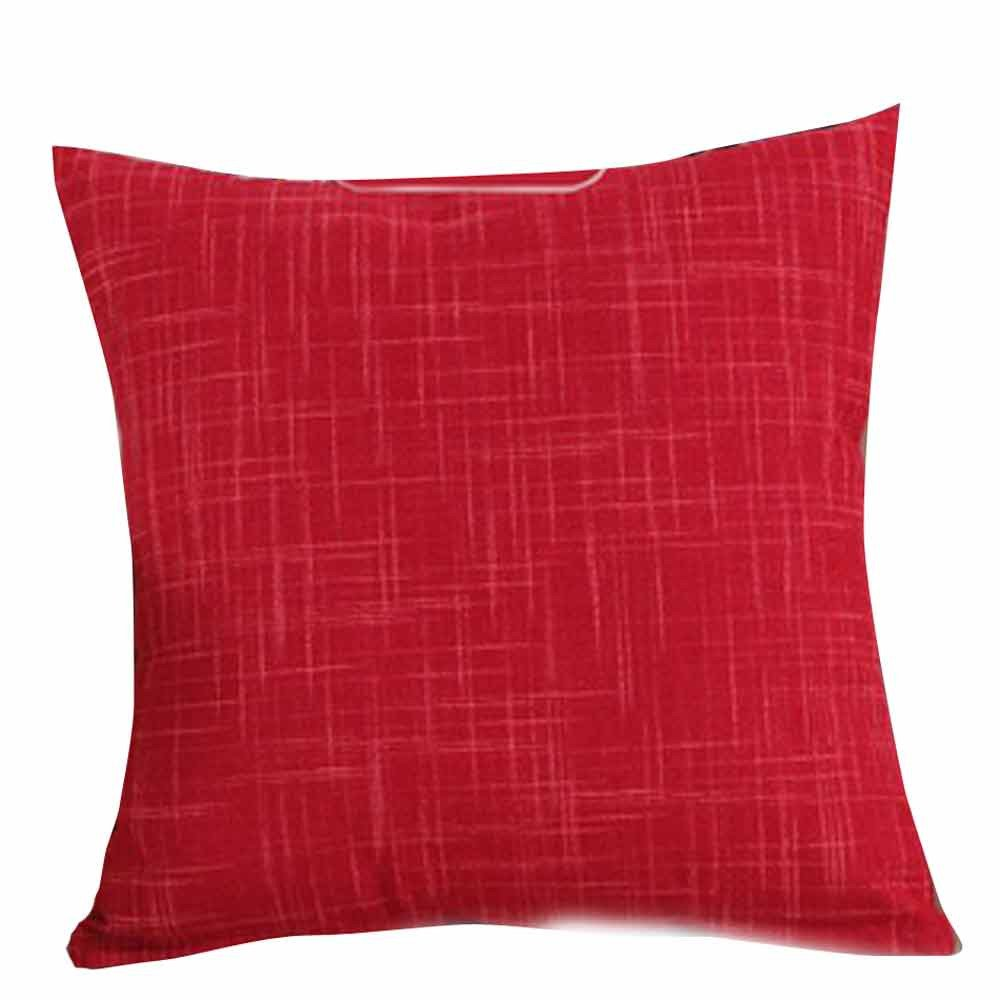 AfterSo Home Christmas Pillow Covers 18x18 Decorations Indoor Gift Throw Pillow CasesAfterSo