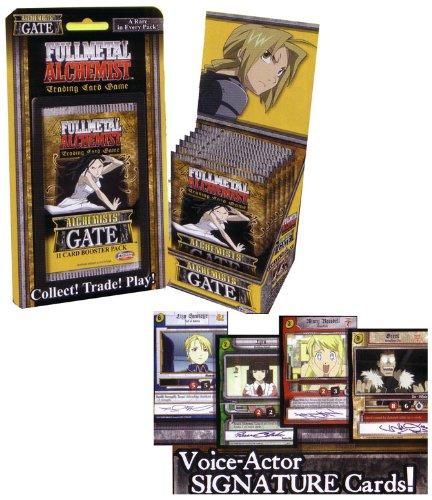 Fullmetal Alchemist TCG Alchemits Gate Booster PPI 82025-S