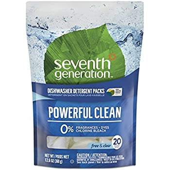 Amazon.com: Seventh Generation Natural Dishwasher