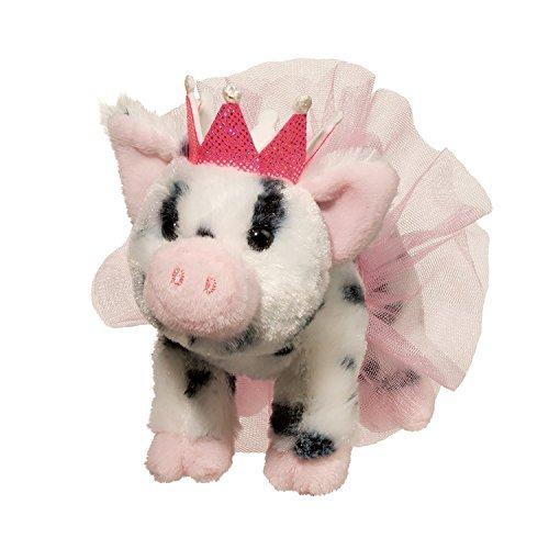 Douglas Loretta Ballerina Pig Plush Stuffed Animal