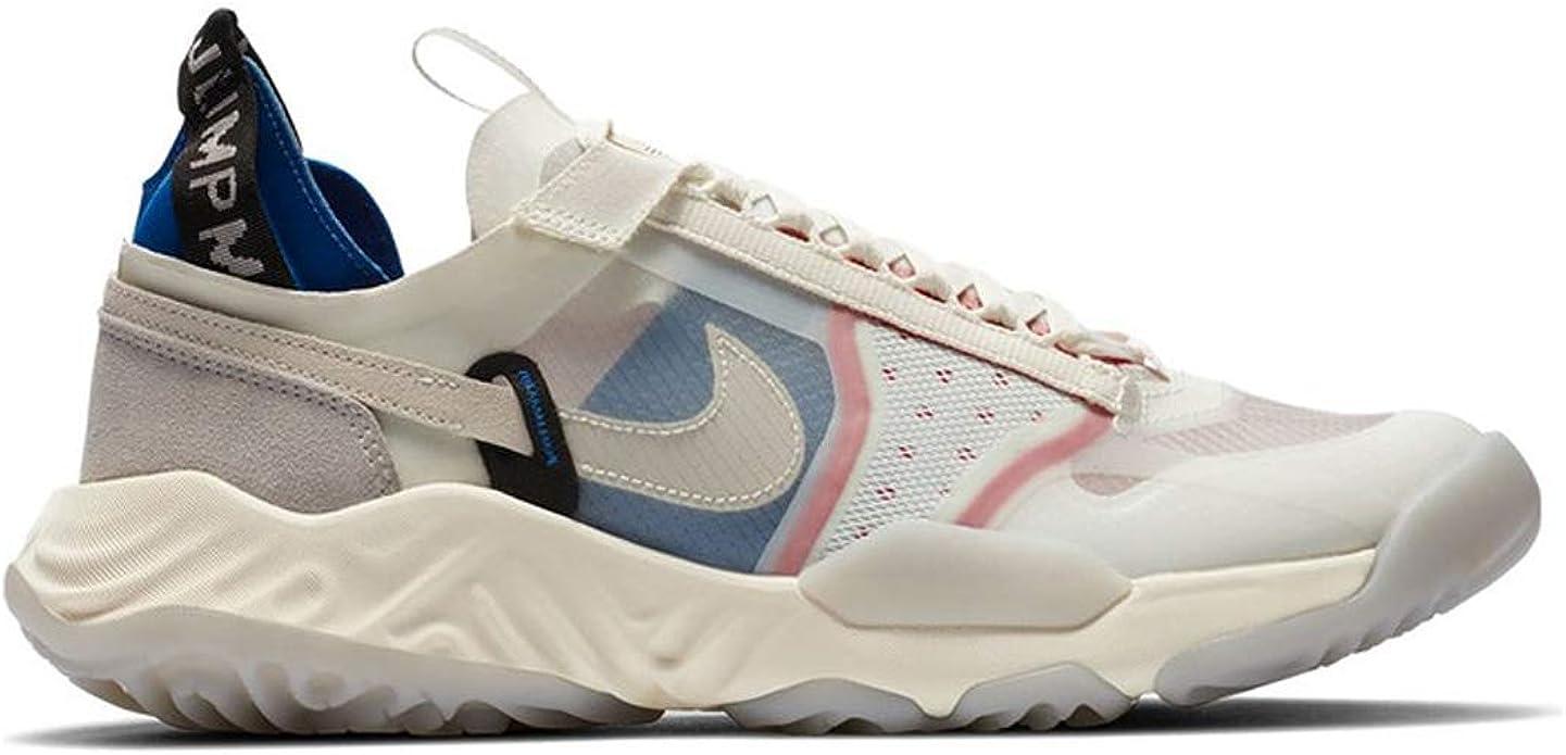 Jordan Men's Shoes Nike Delta Breathe Tech White CW0783-100