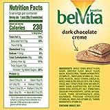 belVita Sandwich Dark Chocolate Creme Breakfast