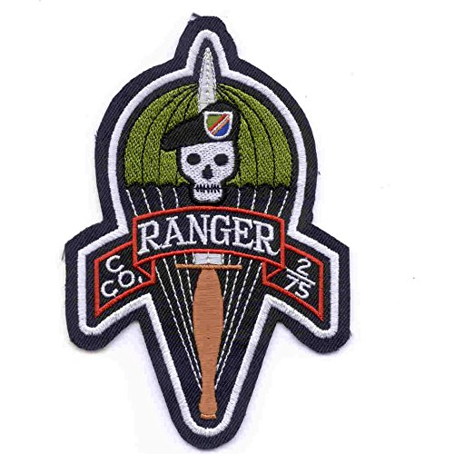 C Co 2/75 2nd Battalion 75th Ranger Regiment Patch ()
