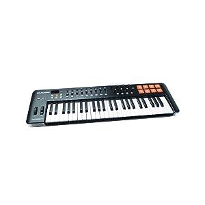 M Audio Oxygen 49 IV 49 Key USB MIDI Keyboard