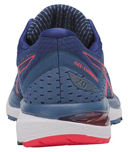 de Asics Running 20 azur bleu Femme Chaussures Cumulus roi Gel bleu q6PrXxw6I