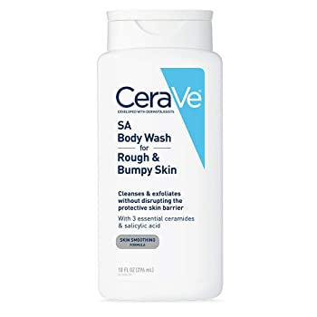 CeraVe Body Wash with Salicylic Acid