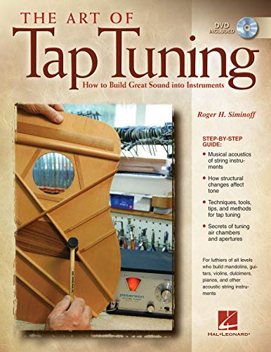 Art of Tap Tuning  How to Build Great Sound into Instruments  Book/DVD (Softcover) ()