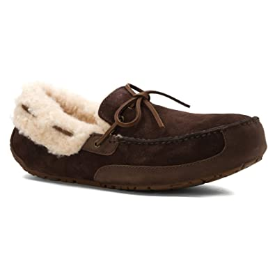 ugg moccasins mens on sale