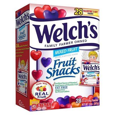 Welch's Valentine's Day Fruit Snacks 14 oz