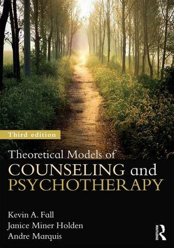 Theoretical Models Of Counseling+Psych.