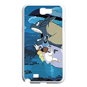 WJHSSB Totoro Phone Case For Samsung Galaxy Note 2 N7100 [Pattern-3]