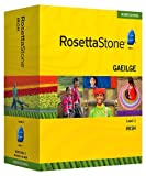 Rosetta Stone Homeschool Irish Level 1 including Audio Companion