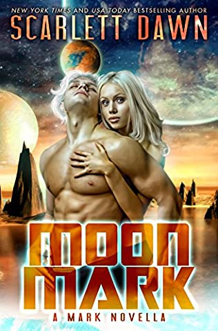 book cover of Moon Mark