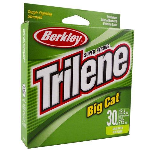 Berkley Trilene Big Cat Fishing Line, Solar, 40 lb./200 yd.