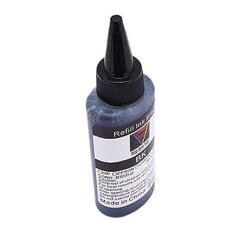 Tiptiper Standard Kit 100 ml de recarga de tinta para tintas de ...