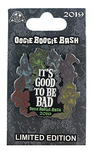 Disney Pin - DCA - Oogie Boogie Bash 2019 - Its Good to be Bad