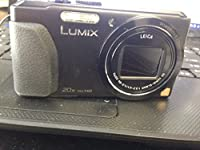 Panasonic Lumix DMC-ZS30 Digital Camera (Black)