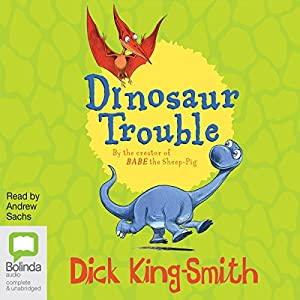 Dinosaur Trouble Audiobook