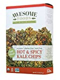Hot & Spicy Kale Chips, 4 Pack Review