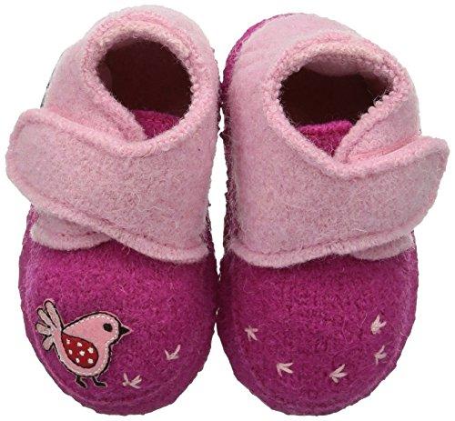 Nanga Birdie Baby Mädchen Lauflernschuhe Pink (himbeere / 27)