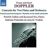 F.ドップラー:フルートと管弦楽のための作品集