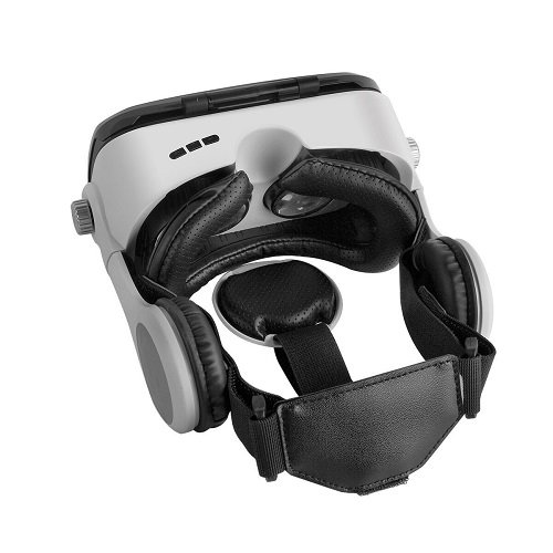 FANNEGO VR Headset, VR Goggles with Stereo Headphone Compatible with IOS & Android 3.5''-6.0'' Cellphones by FANNEGO (Image #5)