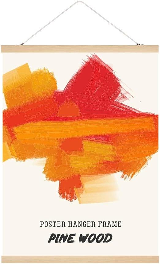 millenniumpaintingfl.com Wall Art Home & Kitchen Bluesun Wooden ...