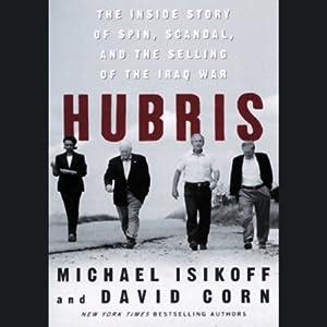 Hubris Audiobook